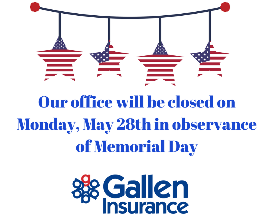 Just A Reminder That Our Office Is Closed Today!
