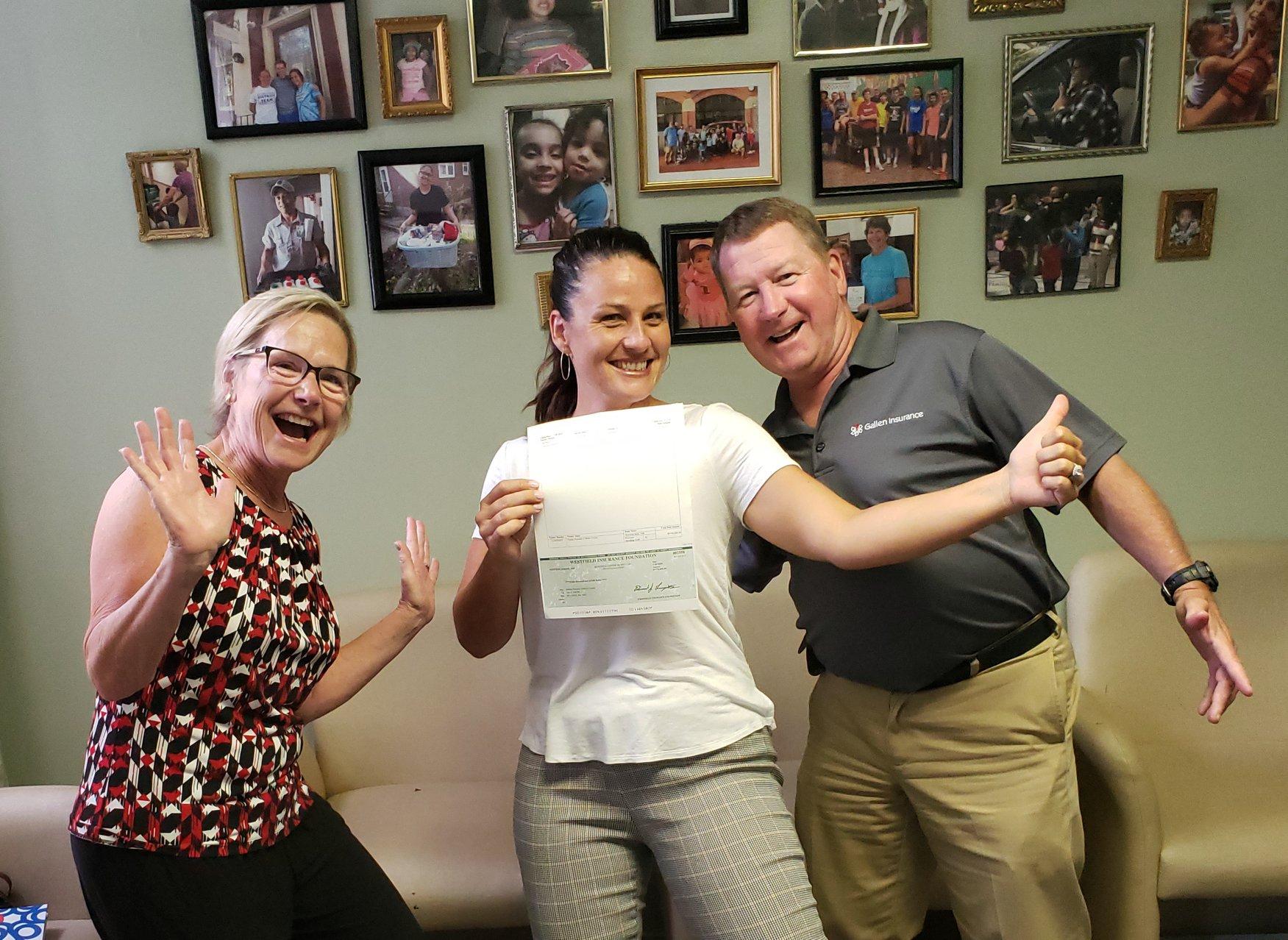Gallen Insurance nominated #FamilyPromiseBerks for the ...