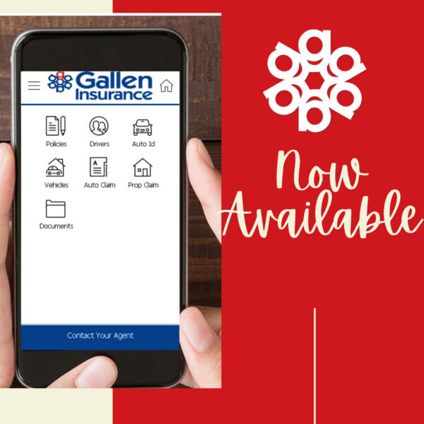 Gallen Insurance Client Services App