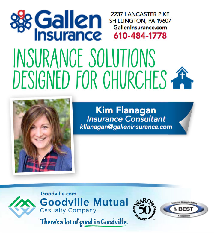 Insurance for Churches