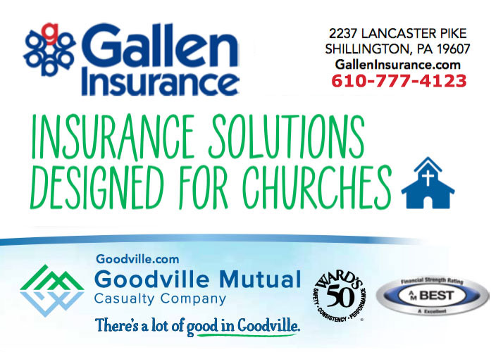 Insurance solutions designed for churches