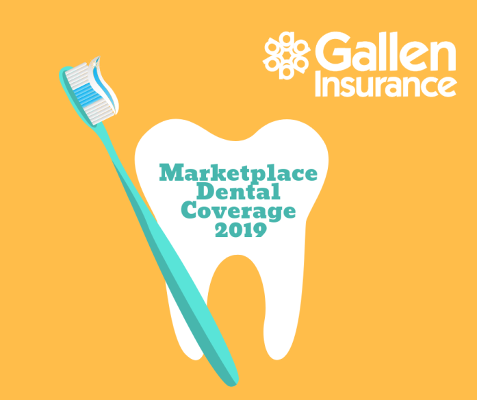 In the Health Insurance Marketplace, you can get dental coverage 2 ways: as part of a health plan, or by itself through a separate, stand-alone dental plan.