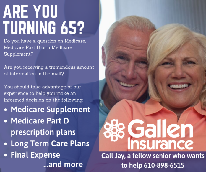 Do you have questions about Medicare or Med Supps?