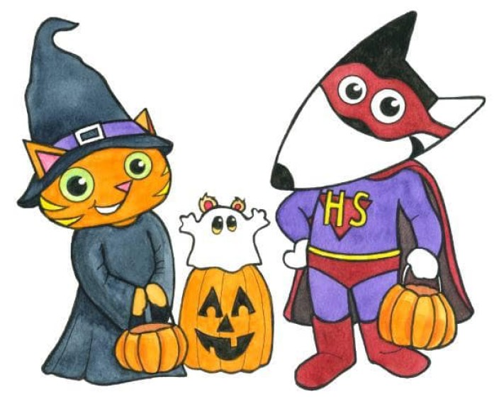 Tailwagger's Trick or Treat fundraiser on Saturday, October 12