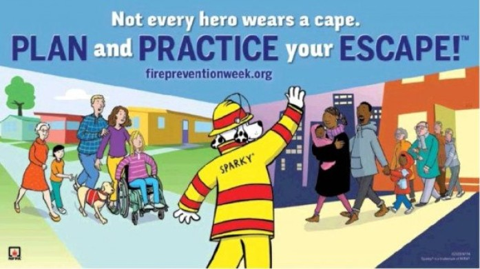 Home escape planning and practice ensure that everyone knows what to do in a fire and is prepared to escape quickly and safely