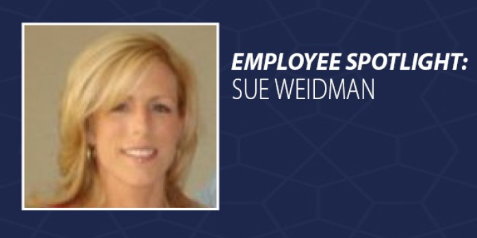 Employee Spotlight - Sue Weidman