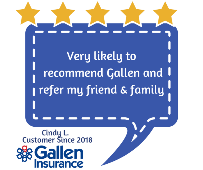 Customer Review from Cindy L. -