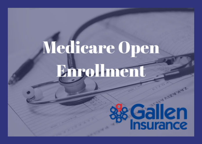Medicare open enrollment starts on October 15th