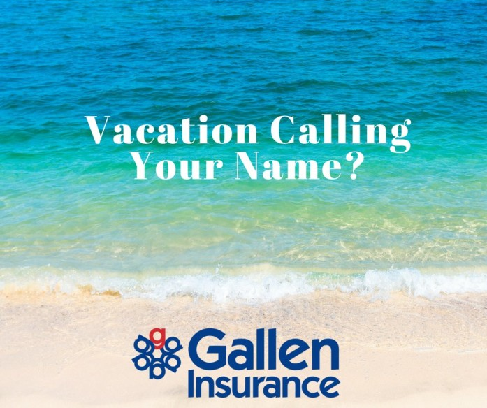 Vacation calling your name image