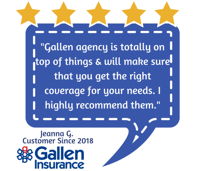 Customer review from Jeanna G.