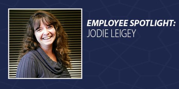 Employee Spotlight - Jodie Leigey