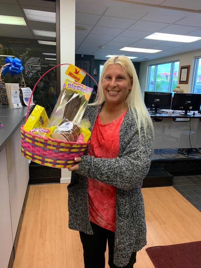 Gallen Insurance April eNews Trivia Winner