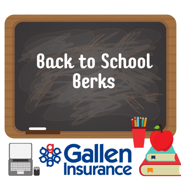 Berks County students are headed back to school today
