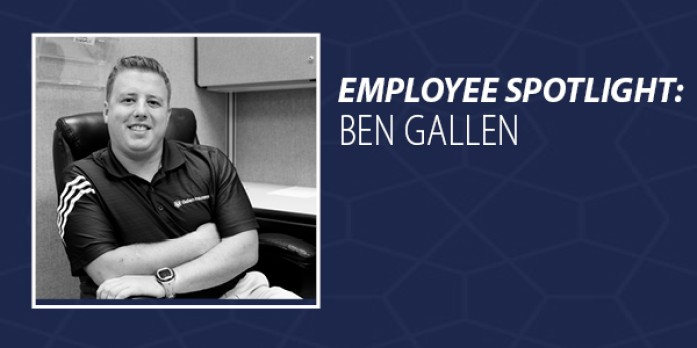 Ben Gallen Employee Spotlight