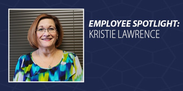 Employee Spotlight - Kristie Lawrence