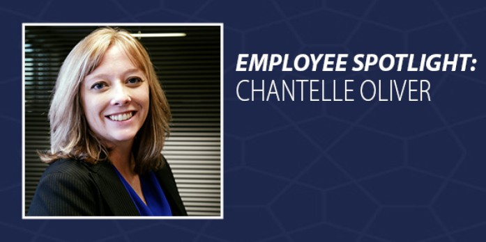 Employee Spotlight - Chantelle Oliver
