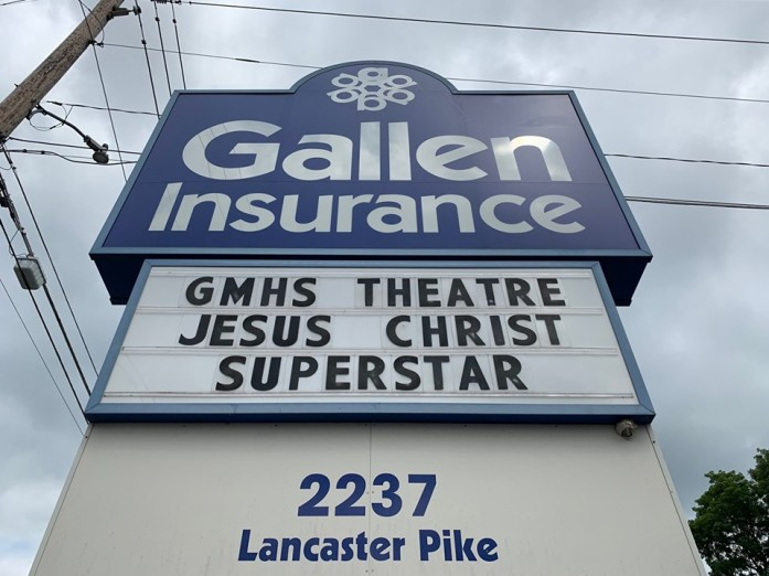 Jesus Christ Superstar at GMHS Theater