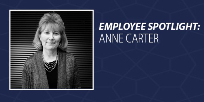 Employee Spotlight - Anne Carter