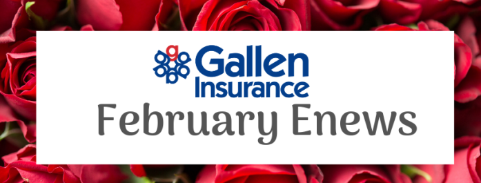 Our February Enews is headed to an inbox near you! Be sure to read for tips on where to take your Valentine out to each, buy their flowers & more!