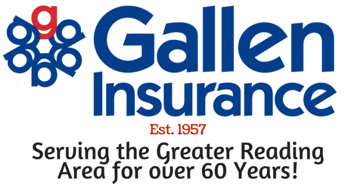 Gallen Insurance - Serving the greater Reading area for over 60 years!