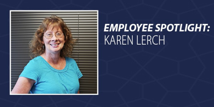 Employee Spotlight - Karen Lerch