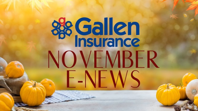 The November Insurance eNews has been sent out and is packed with Safety Tips, Enrollment Information for Individual Health Insurance, & more!