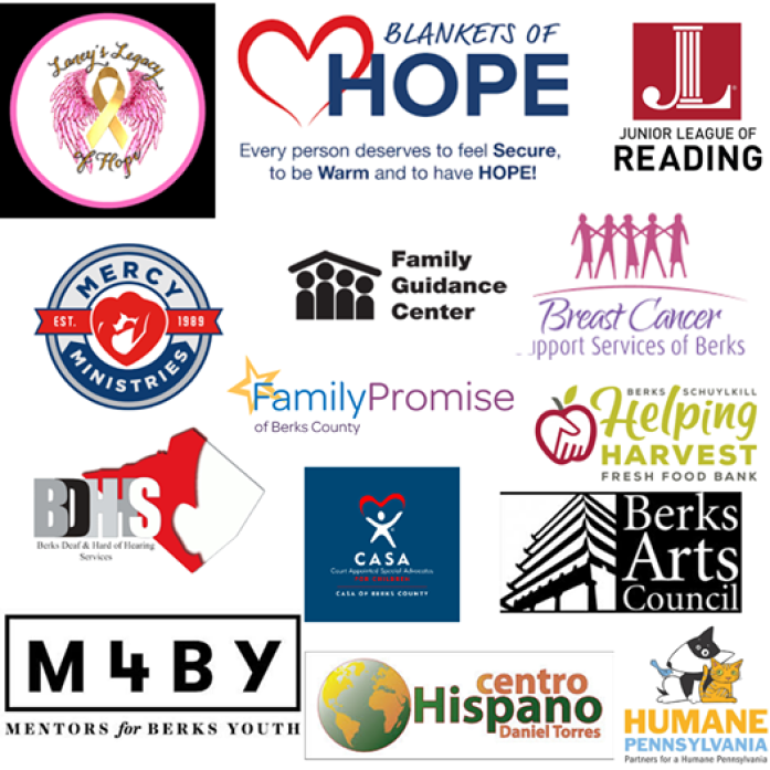 Show these nonprofits that you care & support locally!