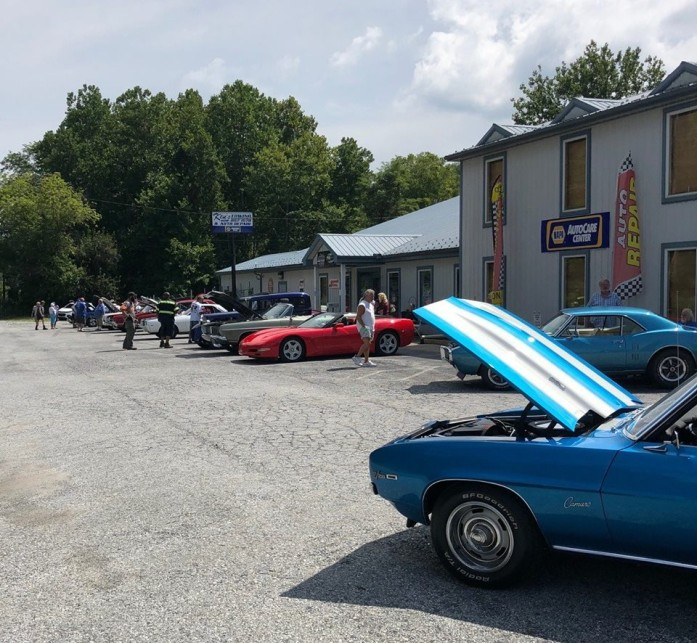 Kens Towing & Auto Repair Car Show