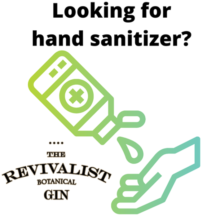 If you have been looking for hand sanitizer, look no further then The Revivalist Distillery. Gab Barnard, local distiller, is offering hand sanitizer, made at his Distillery