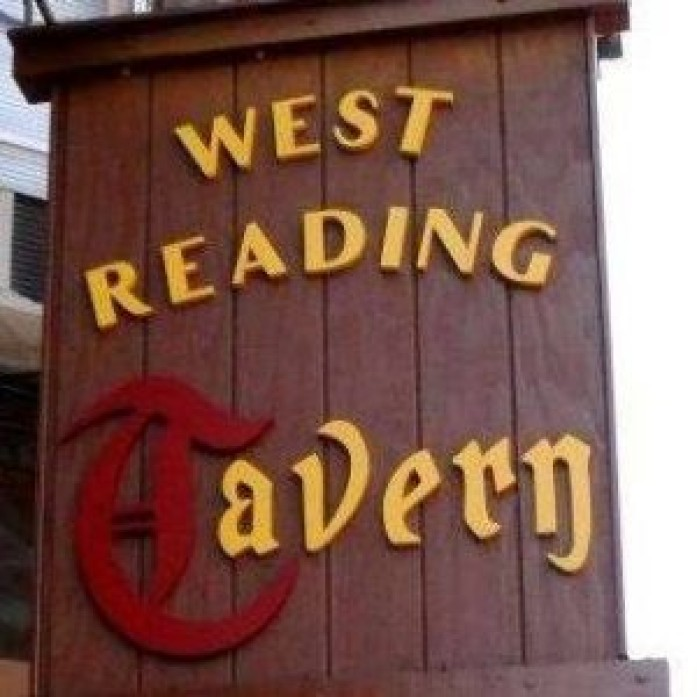 West Reading Tavern, is closed to the public but open for Take-Out orders only. 606 Penn Avenue West Reading, PA 19611