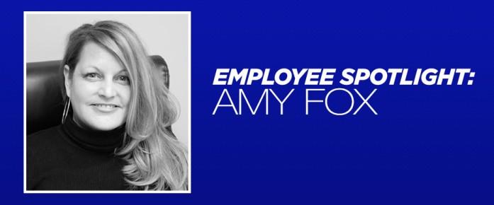 Employee Spotlight - Amy Fox