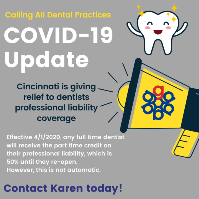 COVID-19 Update for all Dental Practices
