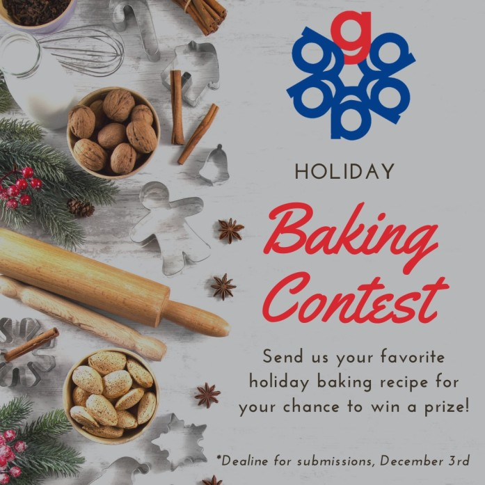 Holiday Baking Contest