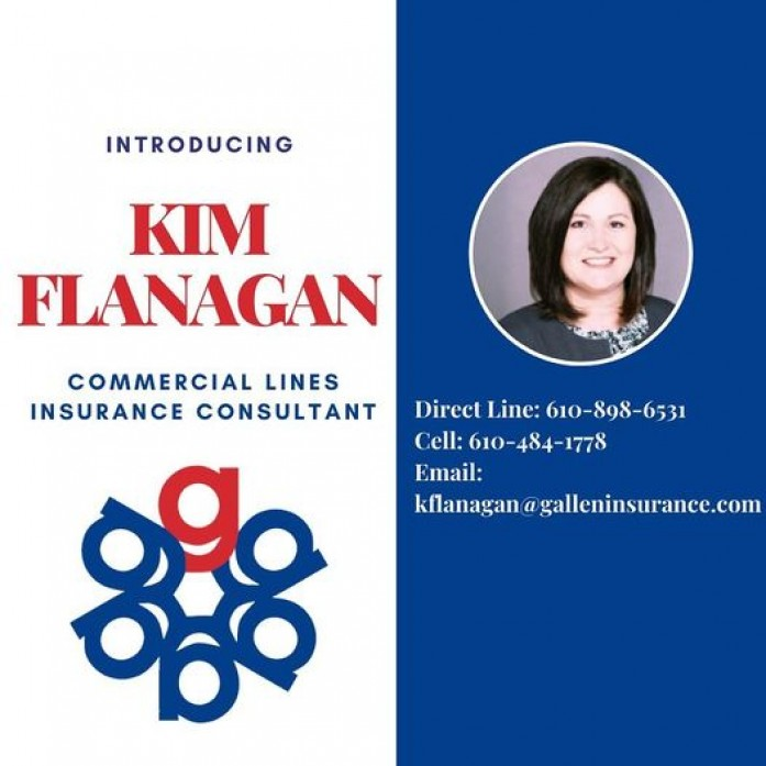 Gallen Insurance welcomes Kim Flanagan to our Commercial Lines team