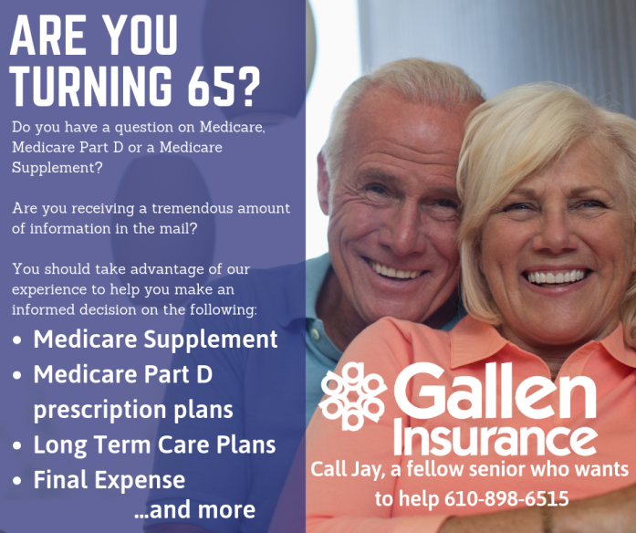 Do you have questions on Medicare or Medicare Supplements? Take advantage of our experience to make an informed decision on Medicare, Supplements & Part D!